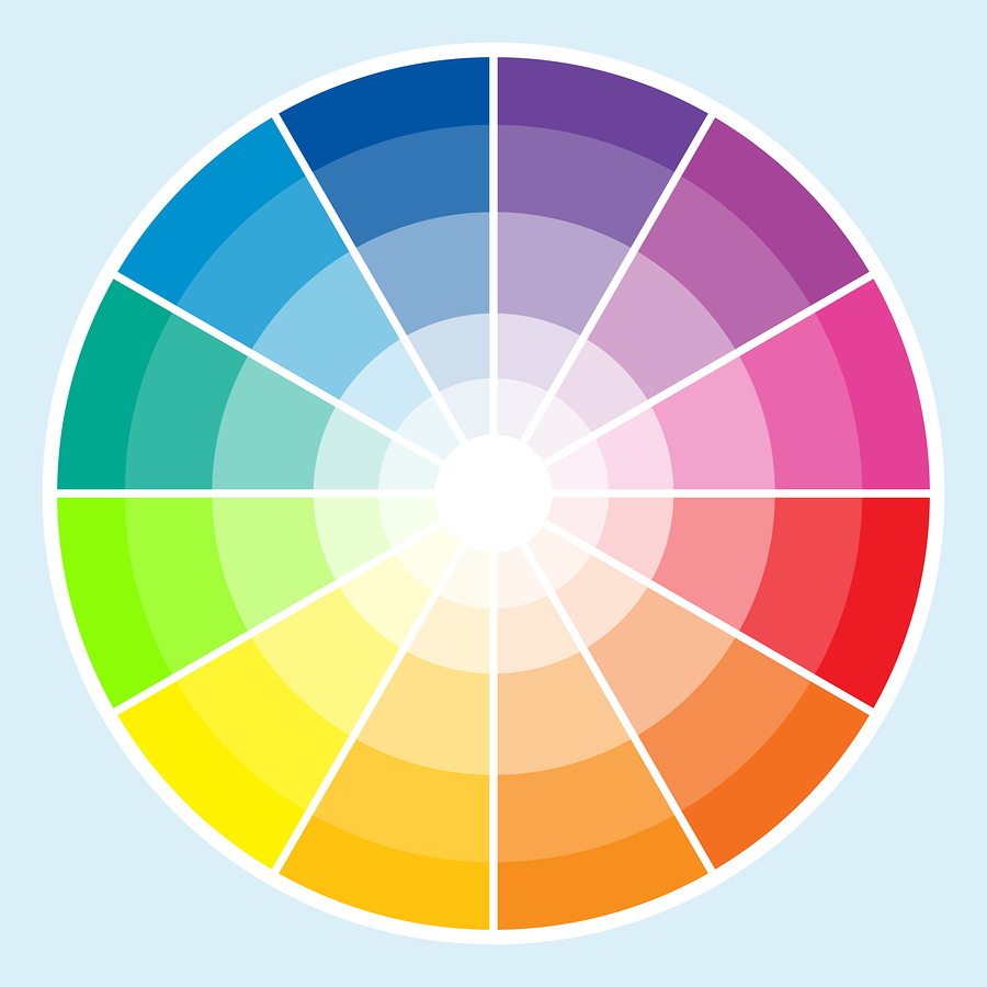 Colour relationships jackgibson 39 s blog - What colors compliment blue ...
